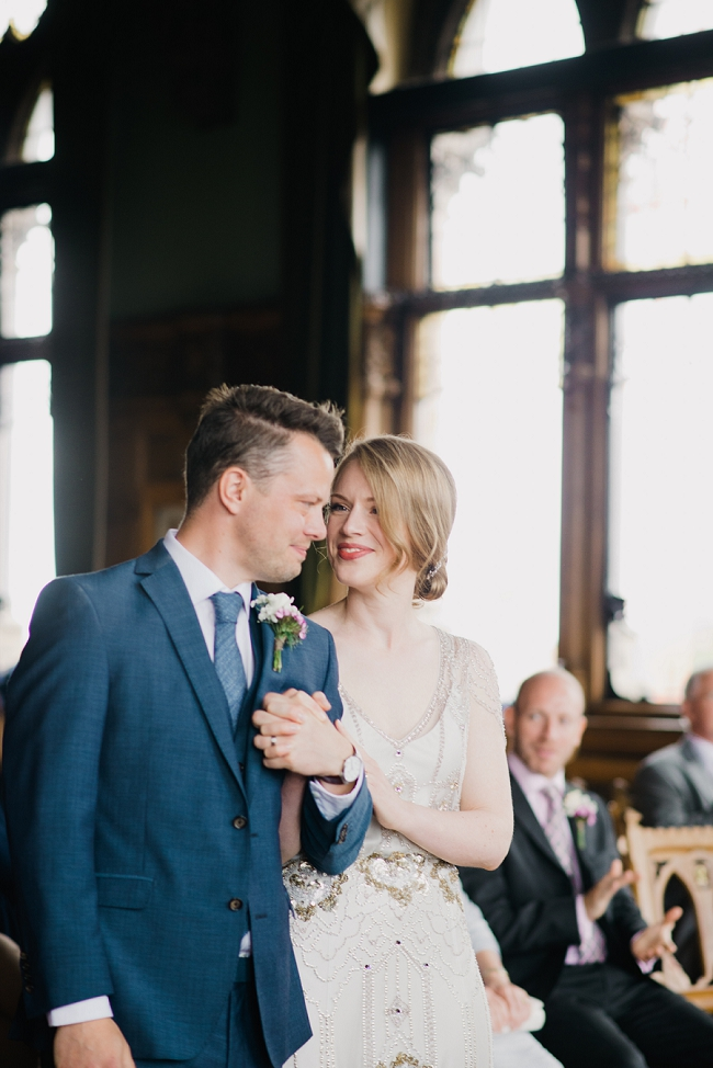 Chester Town Hall wedding ceremony