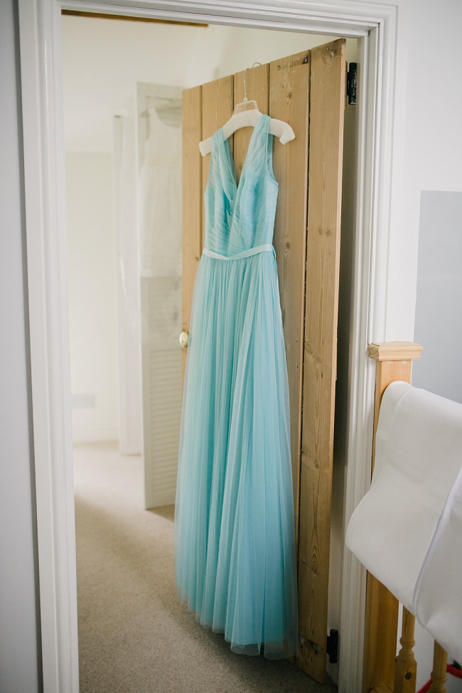 aqua bridesmaids dress pickering