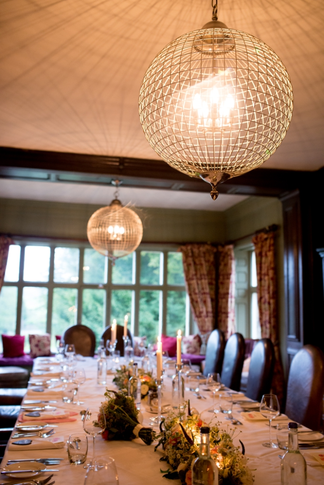 private dining at mitton Hall