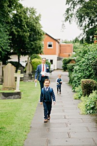 pageboy at st andrews longton