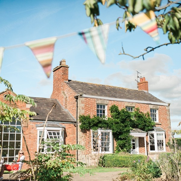 A RELAXED MARQUEE WEDDING IN WREXHAM : A PREVIEW