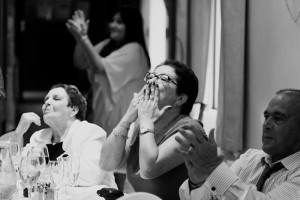 guests during speeches