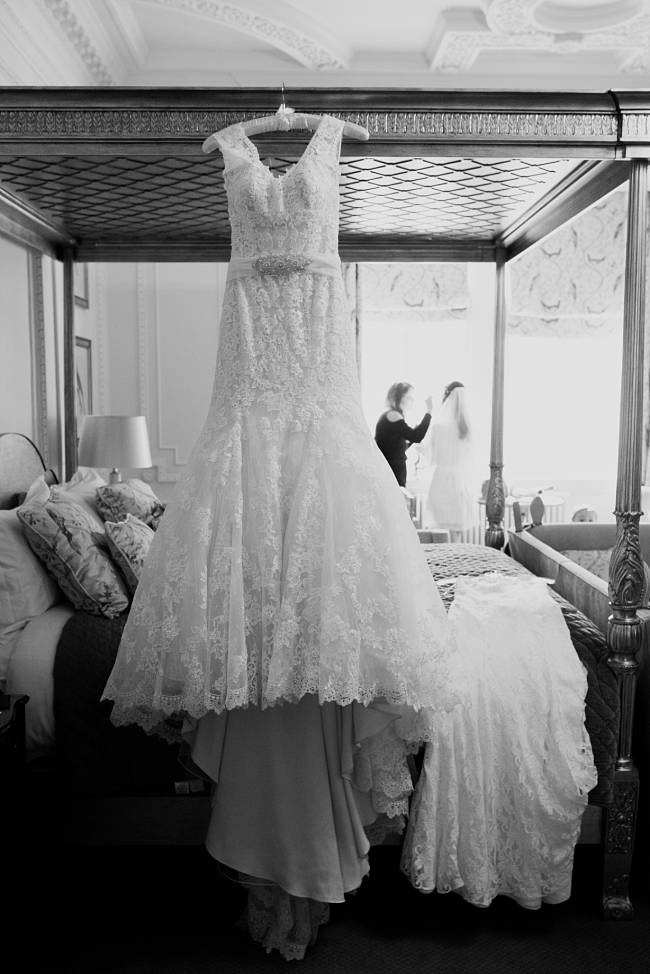 wedding dress from vow bridal gallery