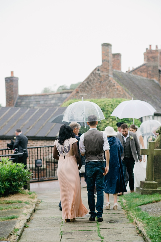 rainy congleton wedding