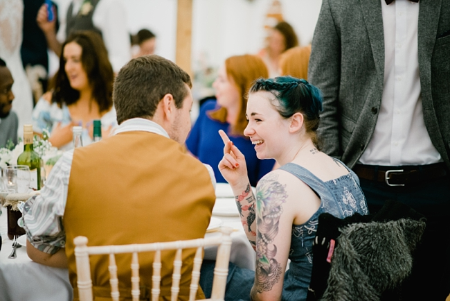 tattoos at wedding