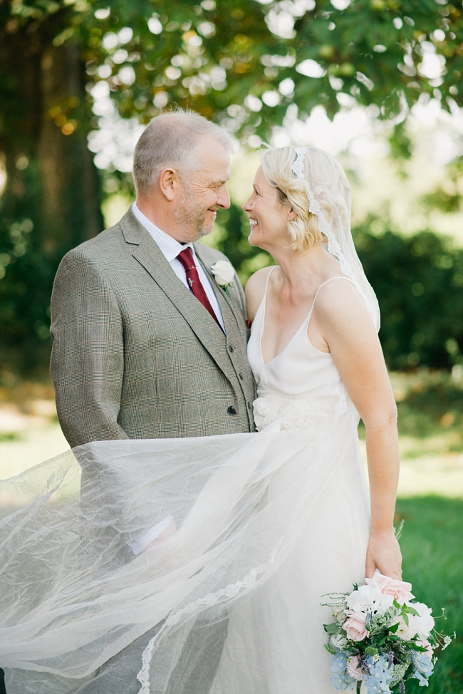 A GARDEN WEDDING IN WALES | PAULA AND STEVE