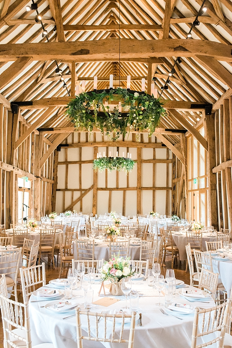 barn wedding london