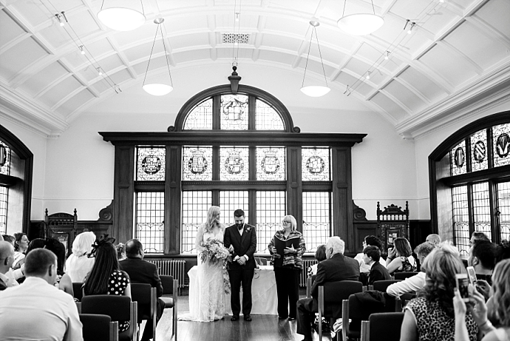 altrincham, town hall wedding