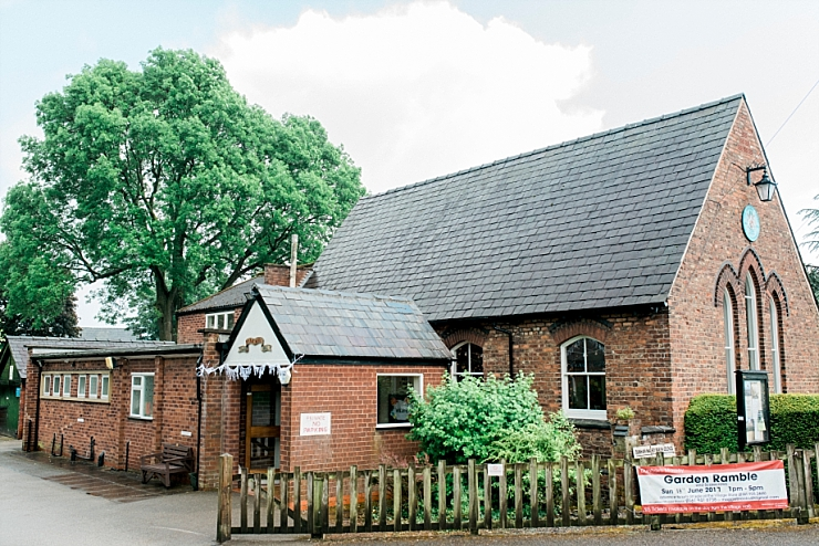 dunham massey village hall