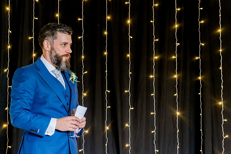 speech at wedding