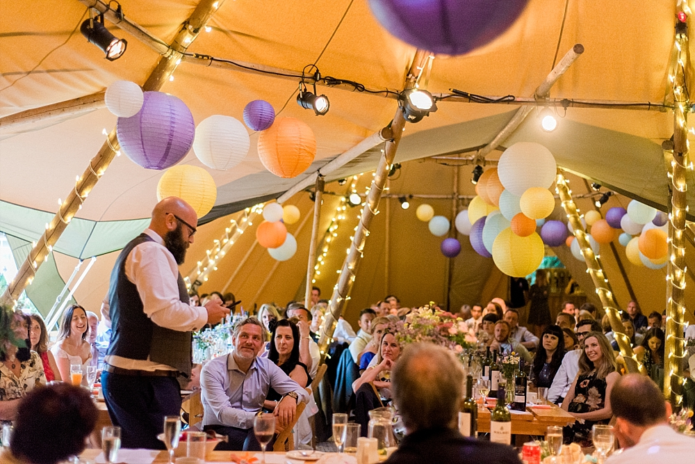 best man speech in tipi