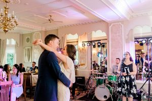 first dance to band