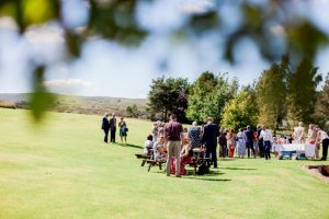 outdoors at knipe hall