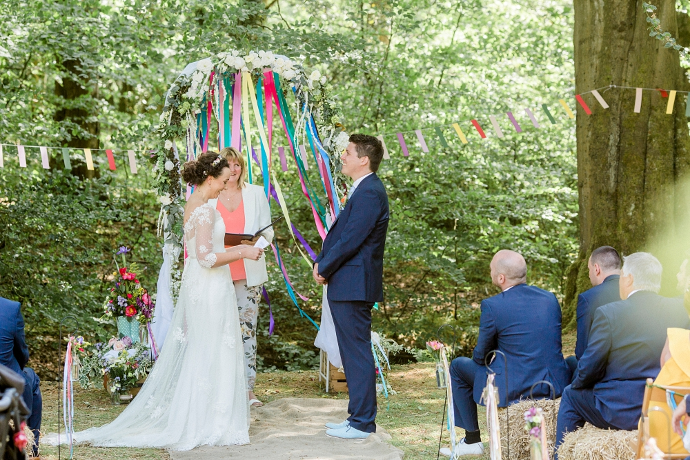 humanist wedding ceremony