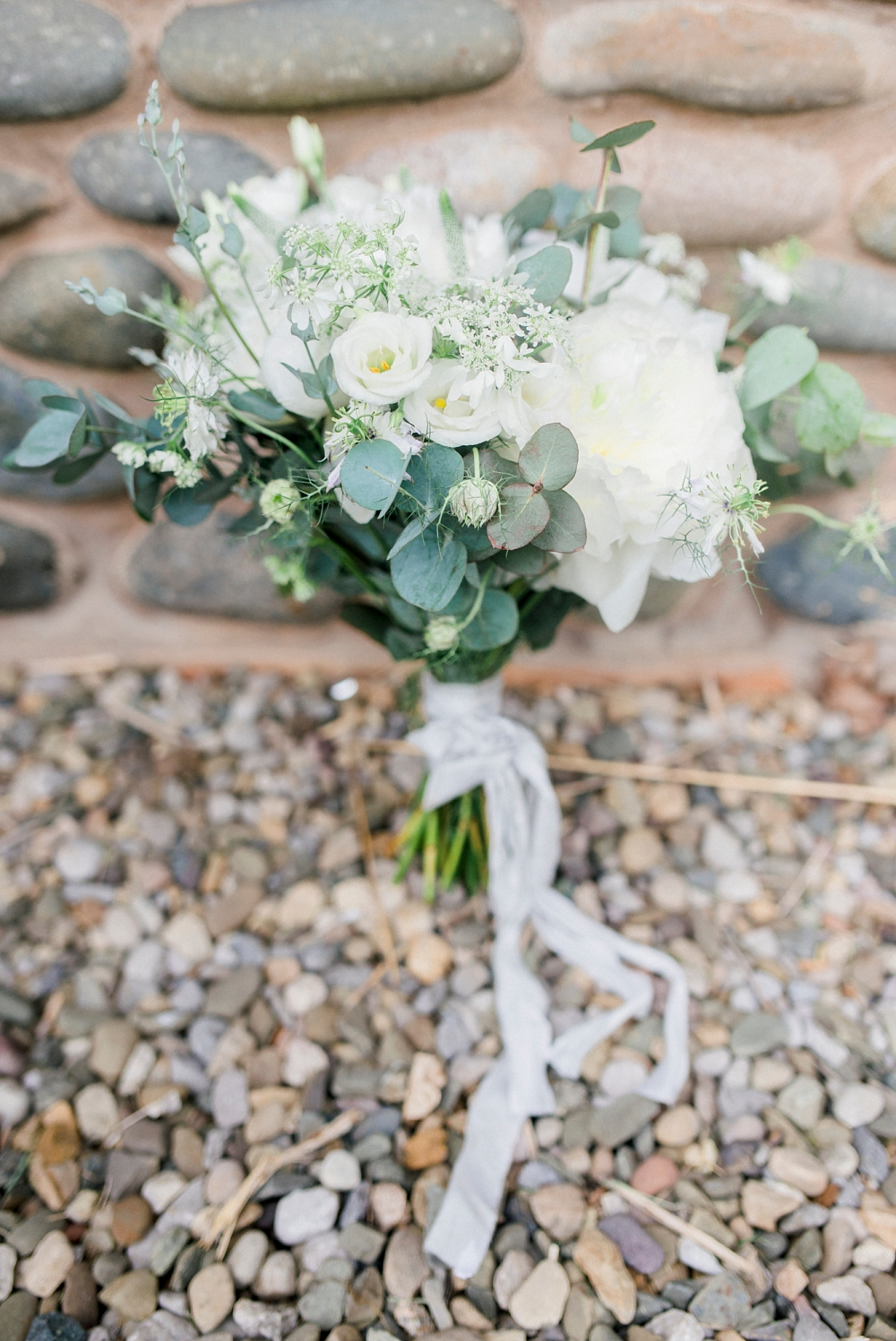 ivory bouquet in lytham