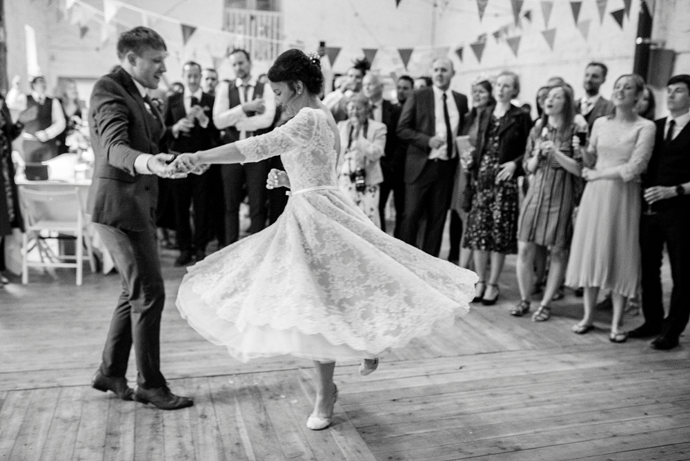first dance at wyresdale park
