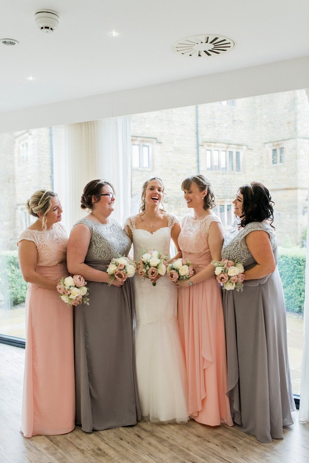 indoor wedding photos at stanley house hotel