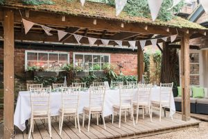 outdoor wedding venue Manchester