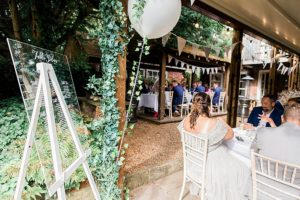 outdoor wedding at didsbury park