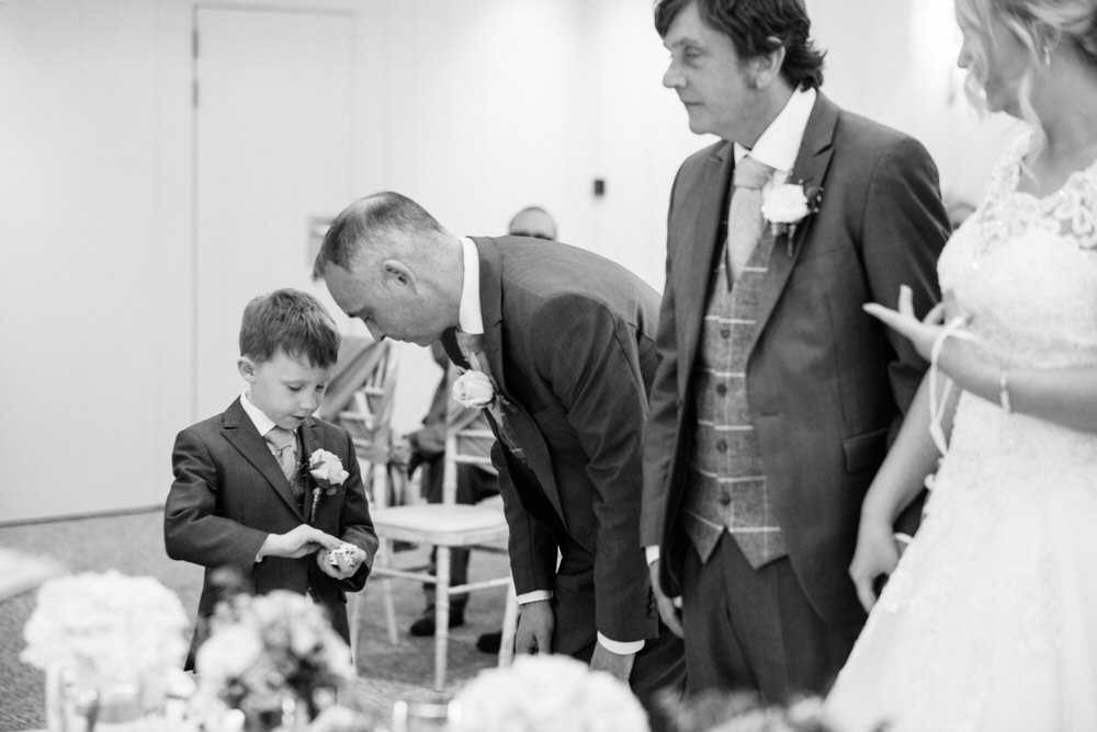 little boy best man