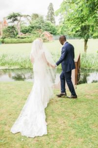 Ardington House wedding