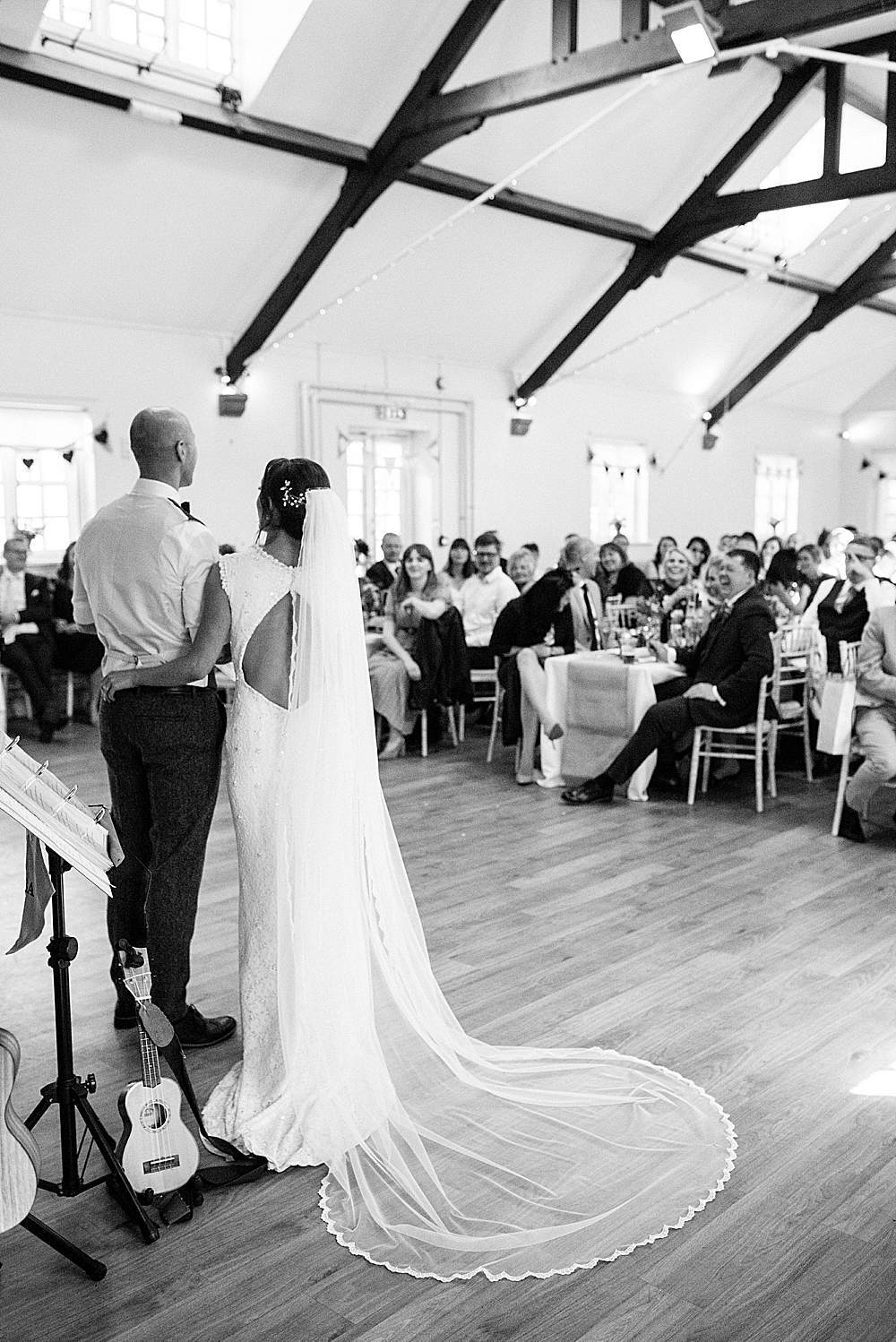 An Eccleston Village Hall Wedding | Katie and David's preview