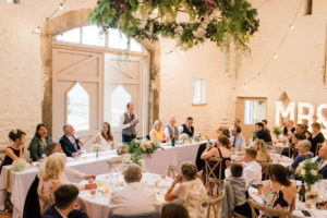 grooms speech at wyresdale park