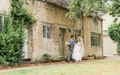 The Bay Tree at Burford Wedding