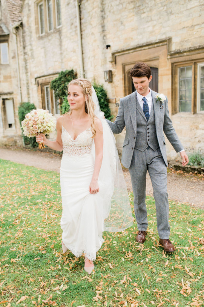 bay tree at Burford wedding