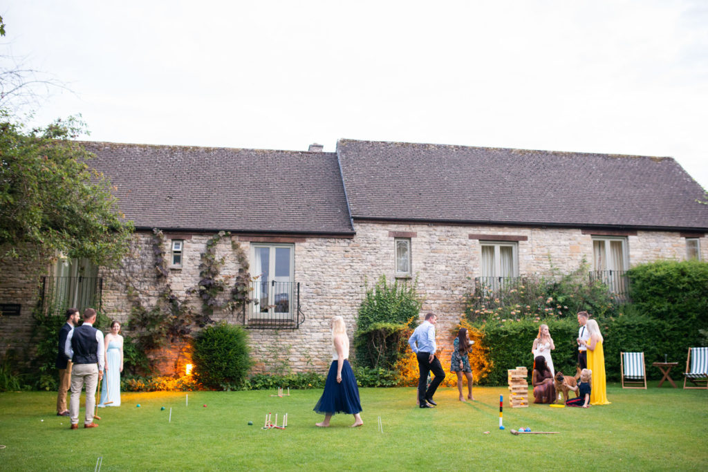 garden games at bay tree Burford