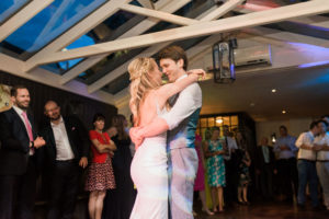 first dance at the bay tree