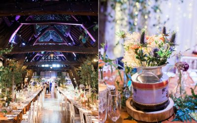 A Woodland Style, Rivington Barn Wedding