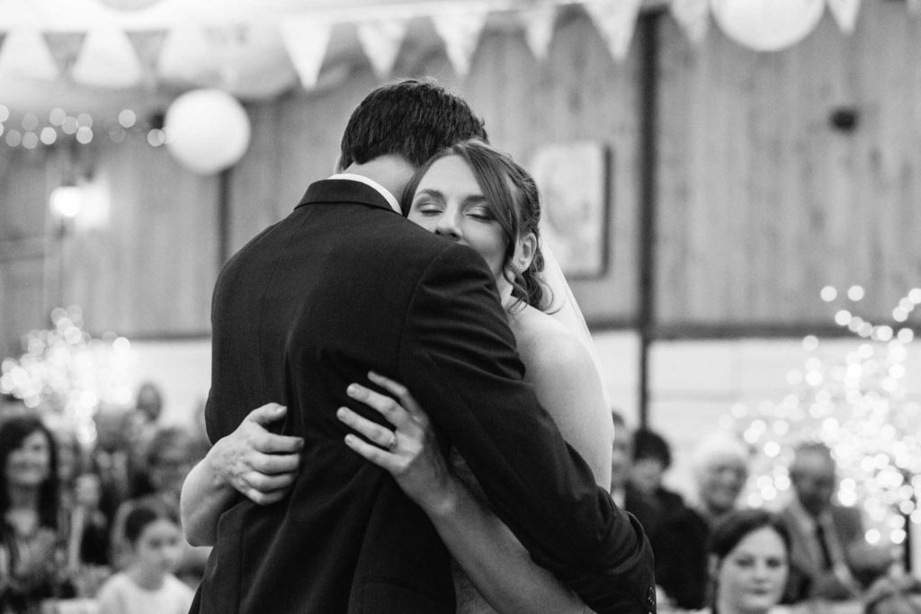 wellbeing farm wedding ceremony