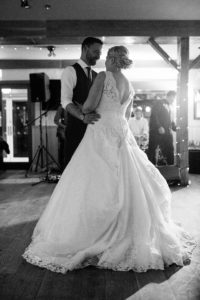 first dance at the inn on the lake, glenridding