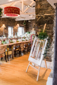 stylish wedding at the swan hotel