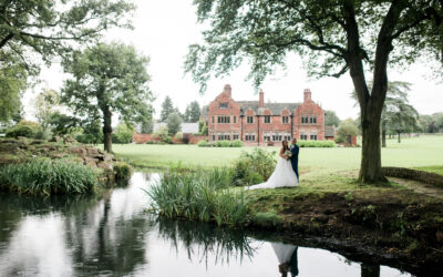 A small wedding at Colshaw Hall