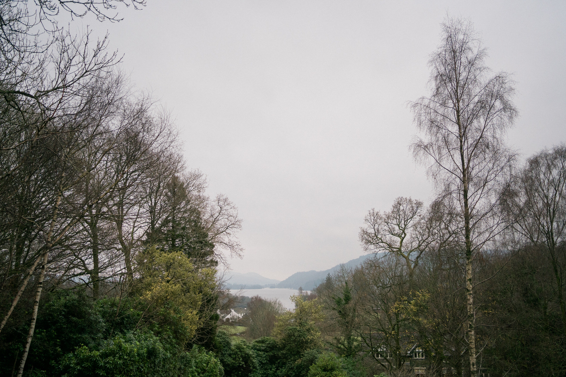 view of lake windermere