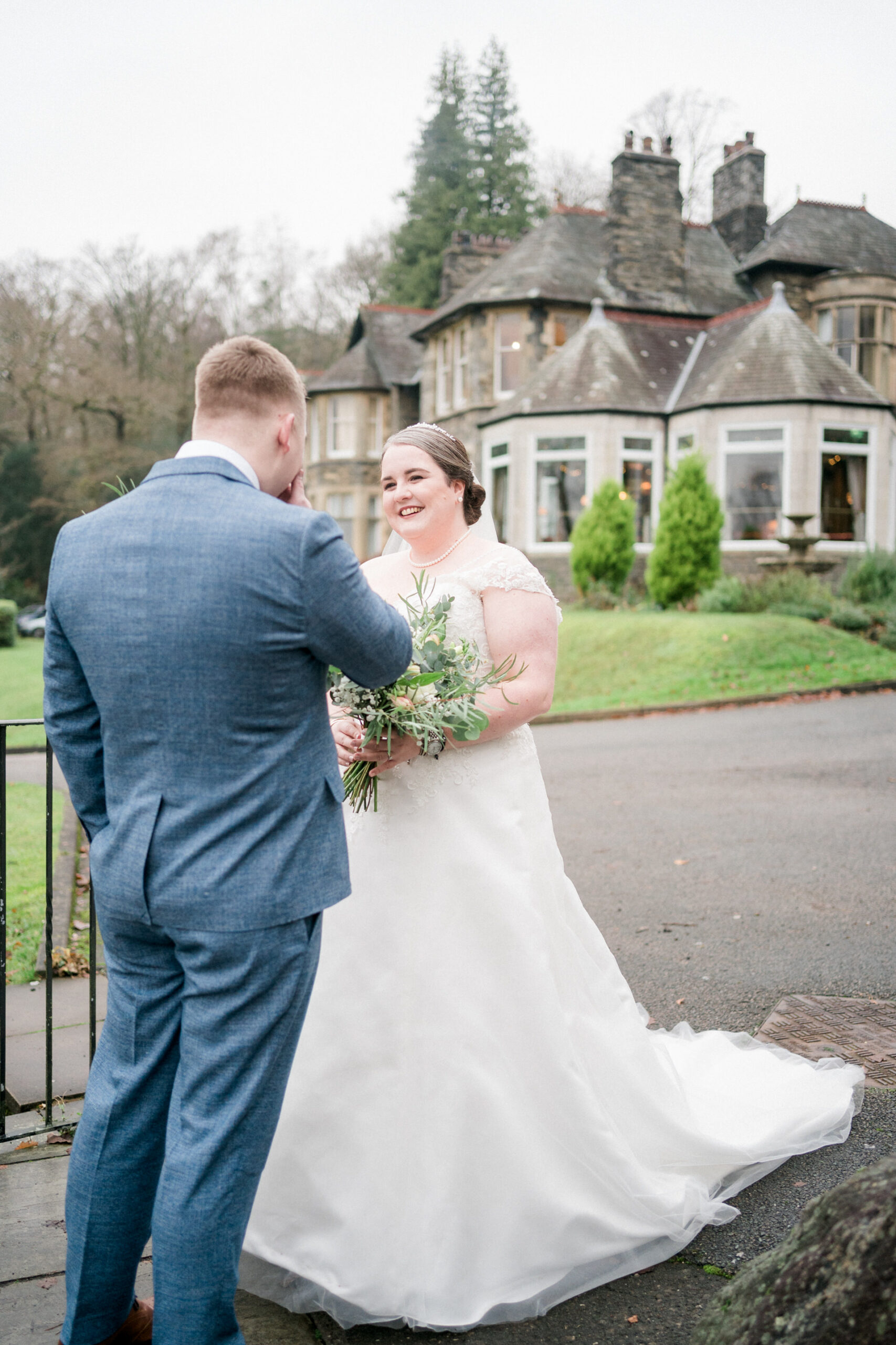 merewood country house hotel dress reveal