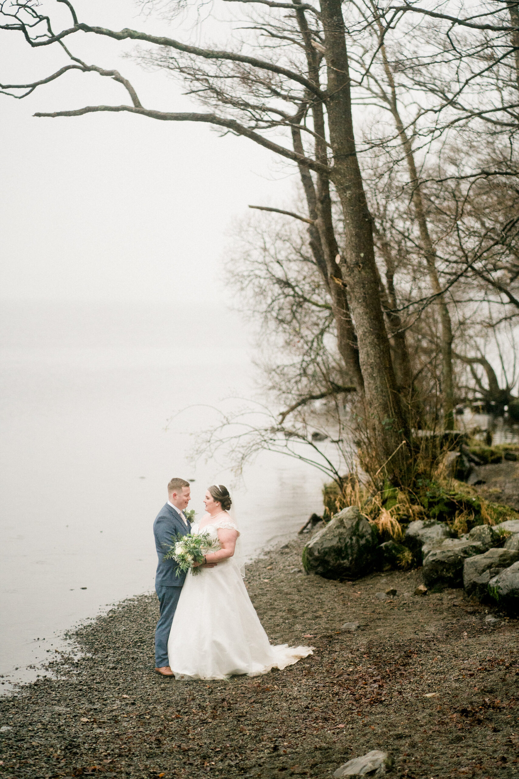 a Lake District elopement