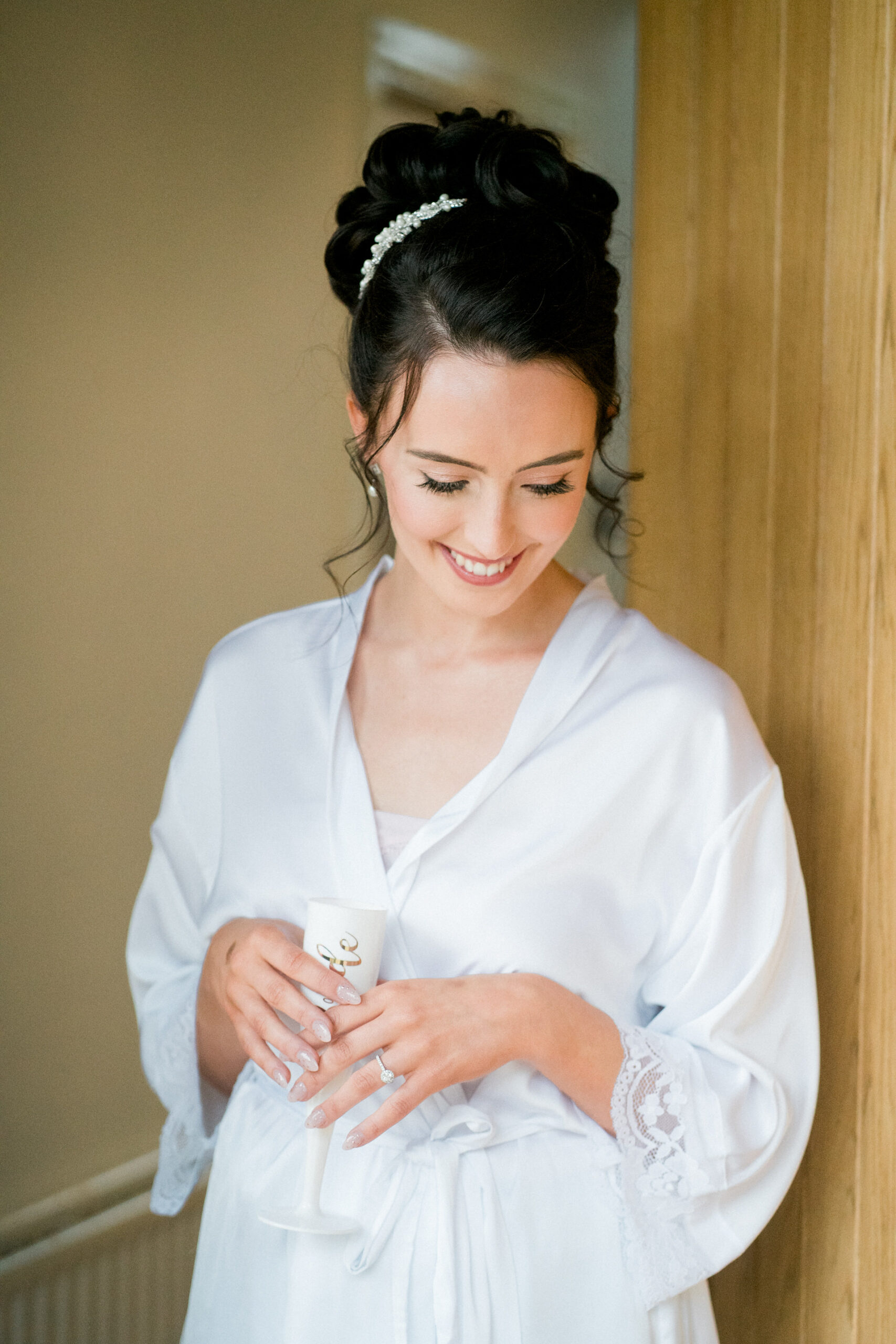 bridal makeup and hair by Jodie smith
