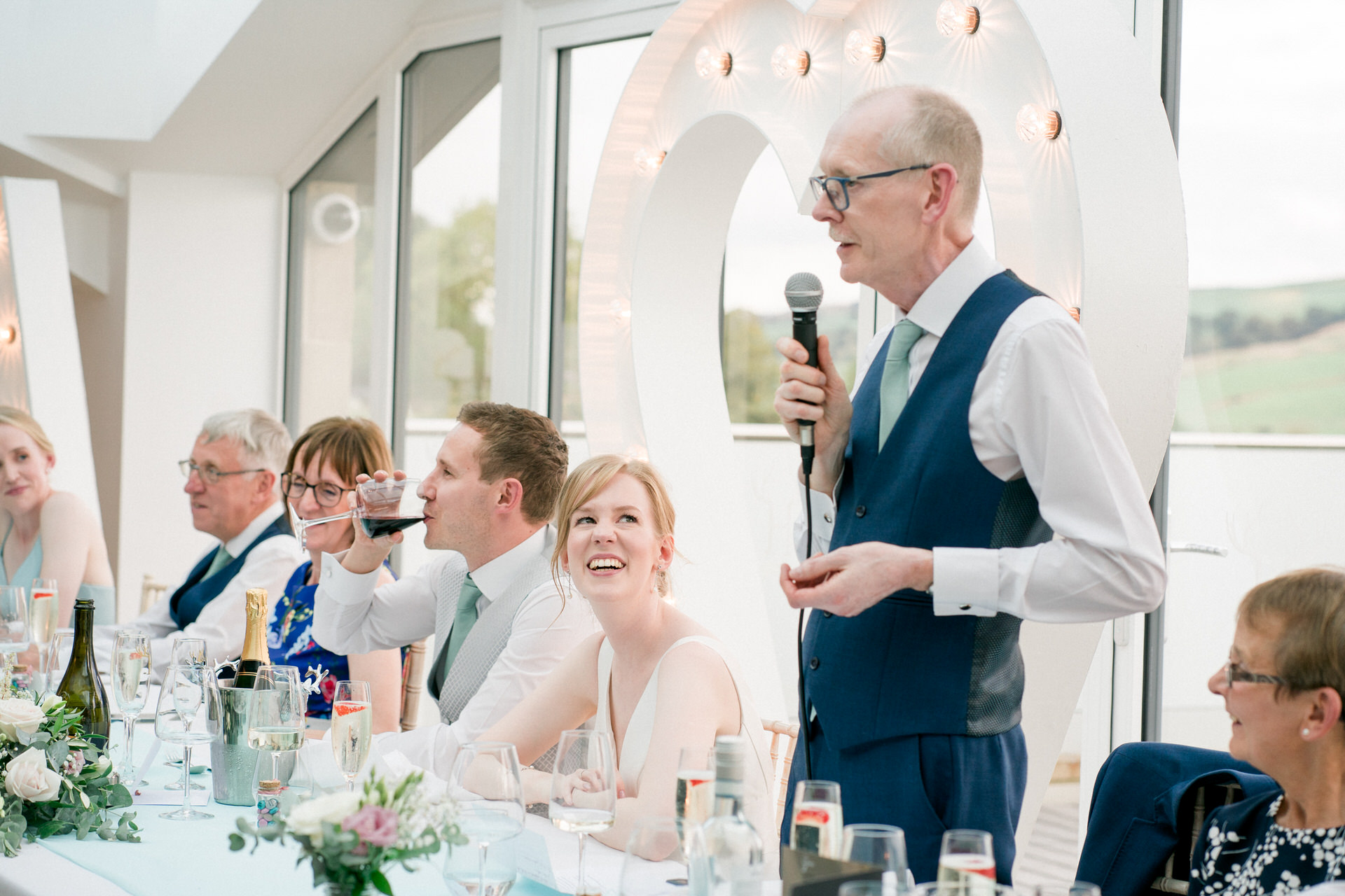 father of the bride speech at thornton hall country park