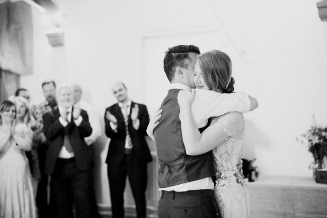 WEDDING PHOTOGRAPHY AT ECCLESTON VILLAGE HALL : KAT & DAN