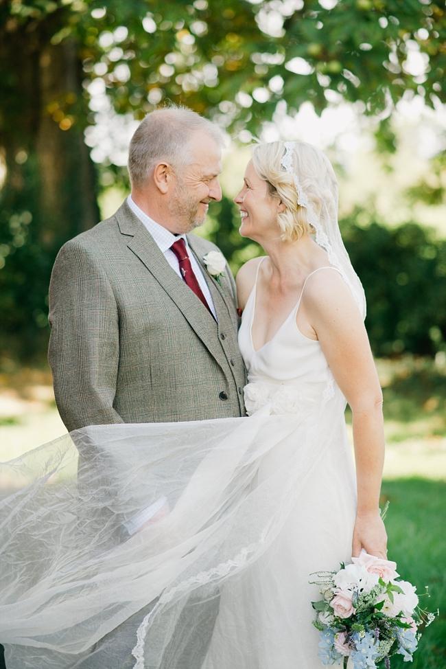 A GARDEN WEDDING IN WALES | PAULA AND STEVE