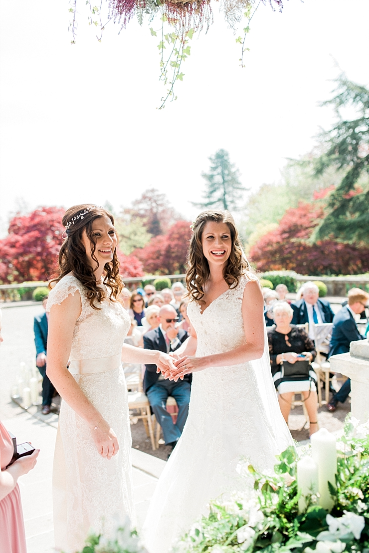 Protected: AN OUTDOOR WEDDING AT EAVES HALL : AMY AND AMY
