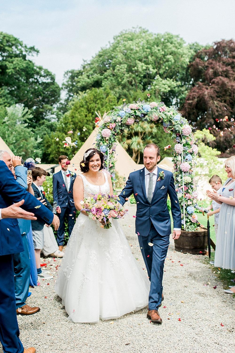 A TROS YR AFON WEDDING IN ANGLESEY | JO & LEWIS