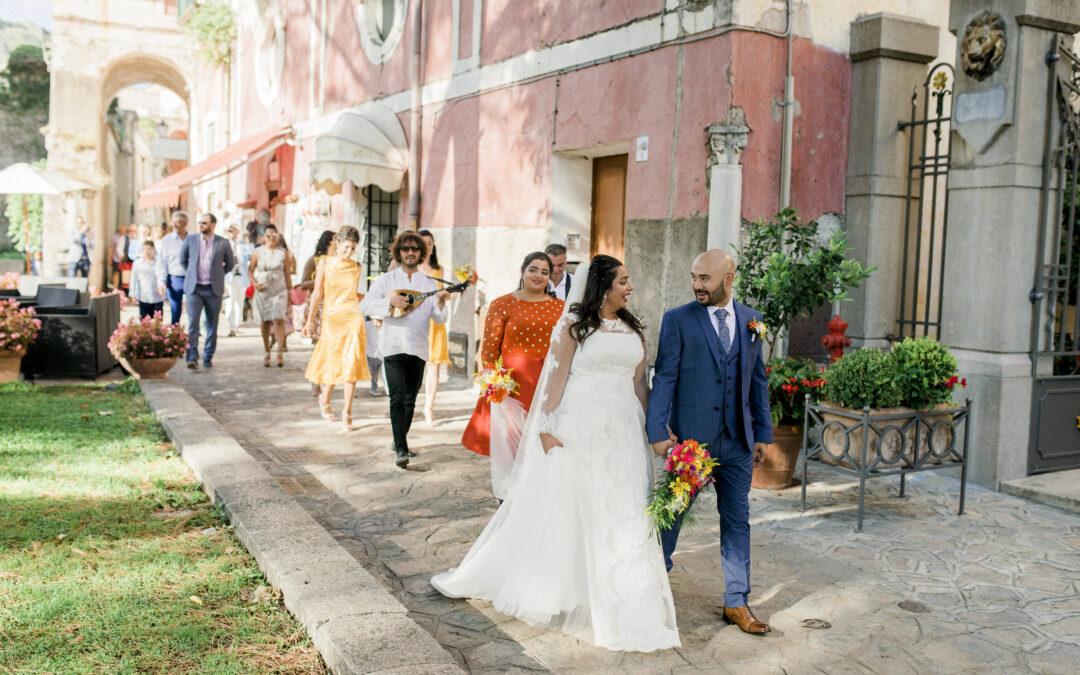 RAVELLO WEDDING PHOTOGRAPHER | AN AMALFI COAST WEDDING