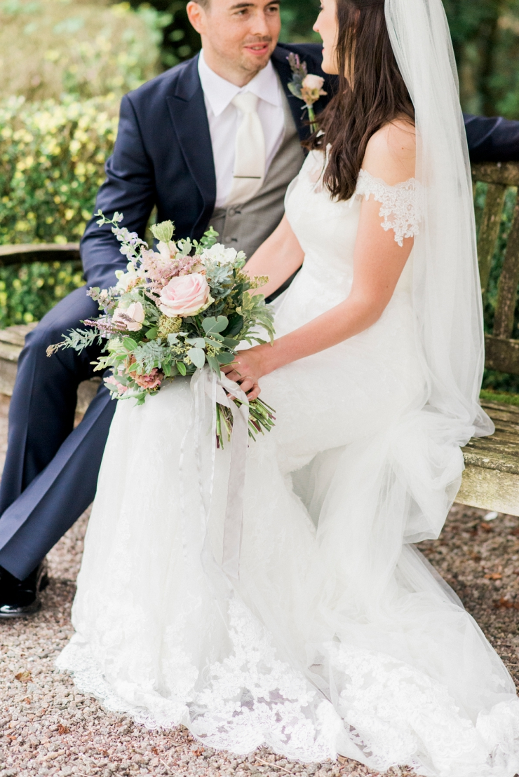 AN EAVES HALL WEDDING | REBECCA AND OLI