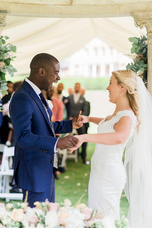 An Ardington House Wedding – Vicki & Eddie