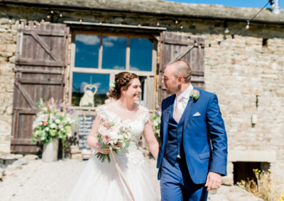 just married at knife hall