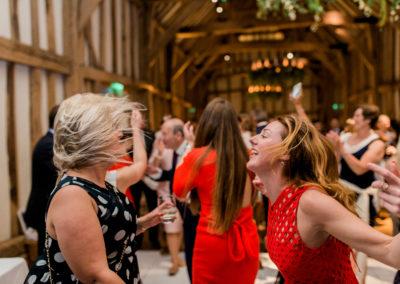 dance floor hair swing